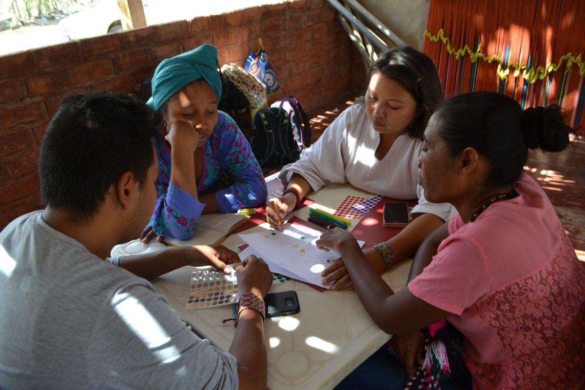 Wikipedia, apropiación digital y mujeres Wayuu