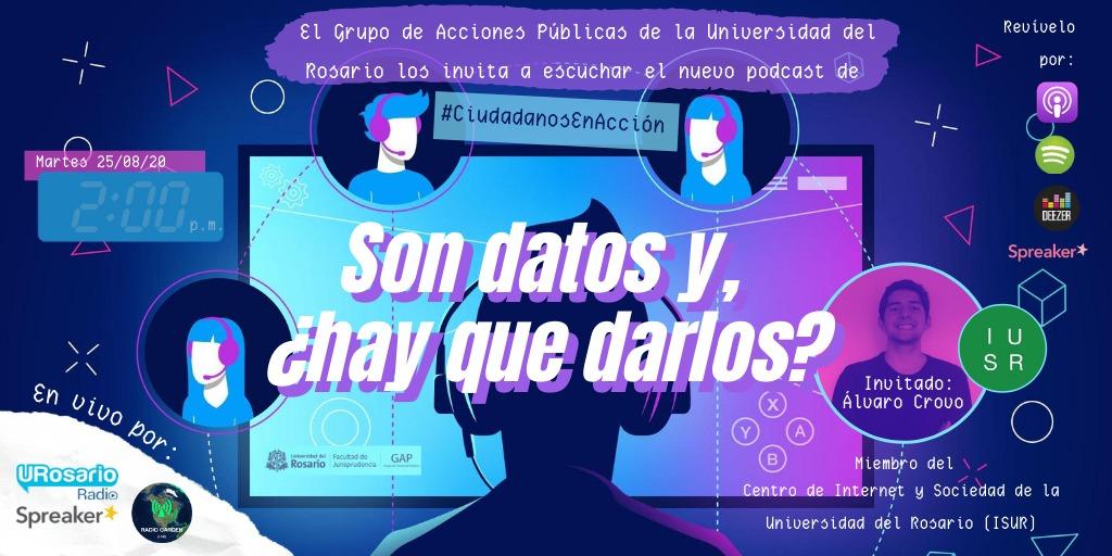 Un relato colombiano sobre la protección de datos